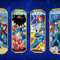 Megaman Legacy Collection jaquettes des six jeux