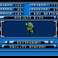 Mega Man Legacy Collection description d'un ennemi