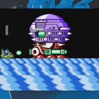 Mega Man Legacy Collection boss poulpe
