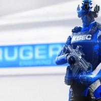 Mirror's Edge Catalyst - agent tactique de la KrugerSec