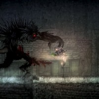 Salt and Sanctuary combat contre un boss