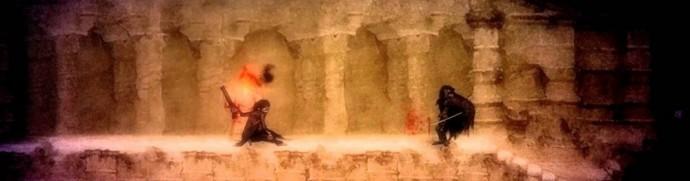 Salt and Sanctuary combat à l'épée