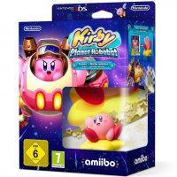 Kirby : Planet Robobot bundle jeu + amiibo