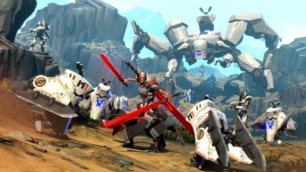 Battleborn personnages