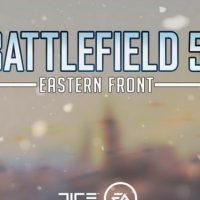 Logo potentiel du jeu Battlefield 5 Eastern Front