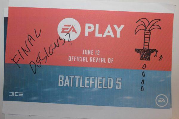 Image fuité de la date d'annonce de Battlefield 5 le 12 juin