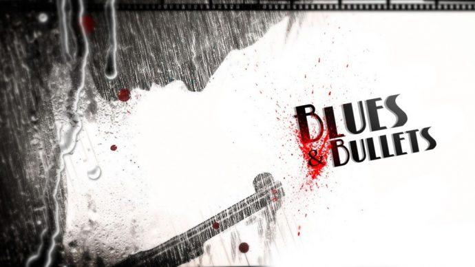 Blues and Bullets Eliot sous la pluie