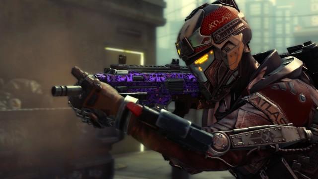 Le jeu Call of Duty