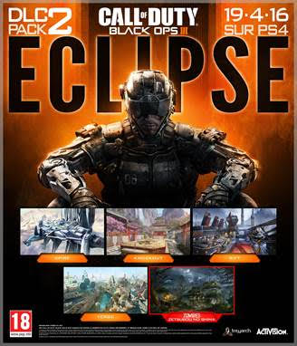 Call of Duty : Black Ops 3 Eclipse présentation