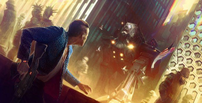 L'univers du jeu Cyberpunk 2077