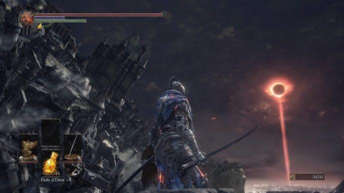 Dark Souls 3 - dernier combat en vue