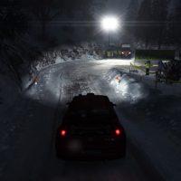 La Citroen C4 de DiRT Rally