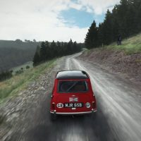 La Mini Cooper de DiRT Rally