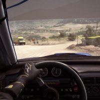 Au volant dans DiRT Rally