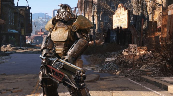 Screenshot de Fallout 4