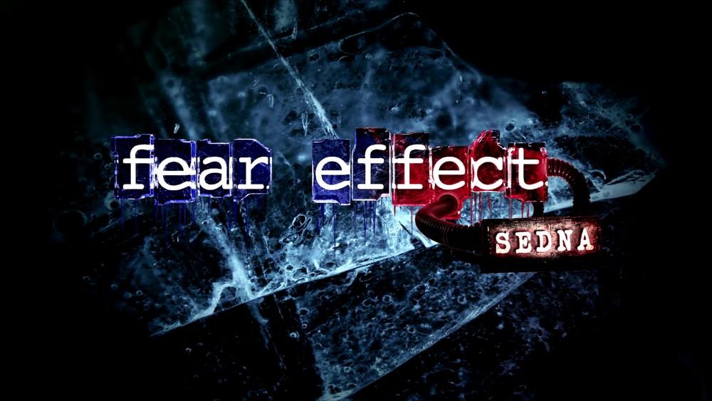 Fear Effect Sedna Logo du jeu