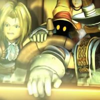 Djidane, Bibi et Steiner dans Final Fantasy IX