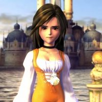 La belle Daga dans Final Fantasy IX