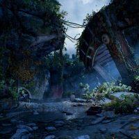 Gears of War 4 lieu laissé à l'abandon