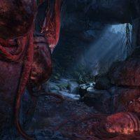 Gears of War 4 caverne infestée