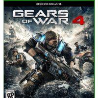 Gears of War 4 jaquette standard