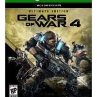 Gears of War 4 jaquette ultimate édition