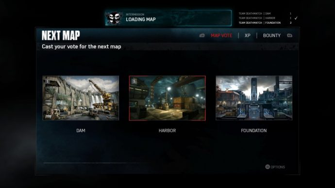 Beta Gears of War 4 Maps