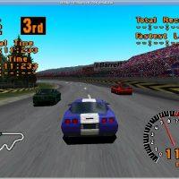 Course dans Gran Turismo