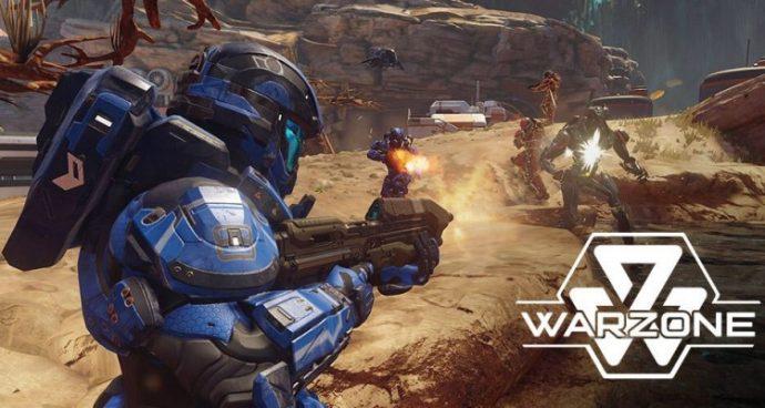Le mode Warzone Turbo dans Halo 5