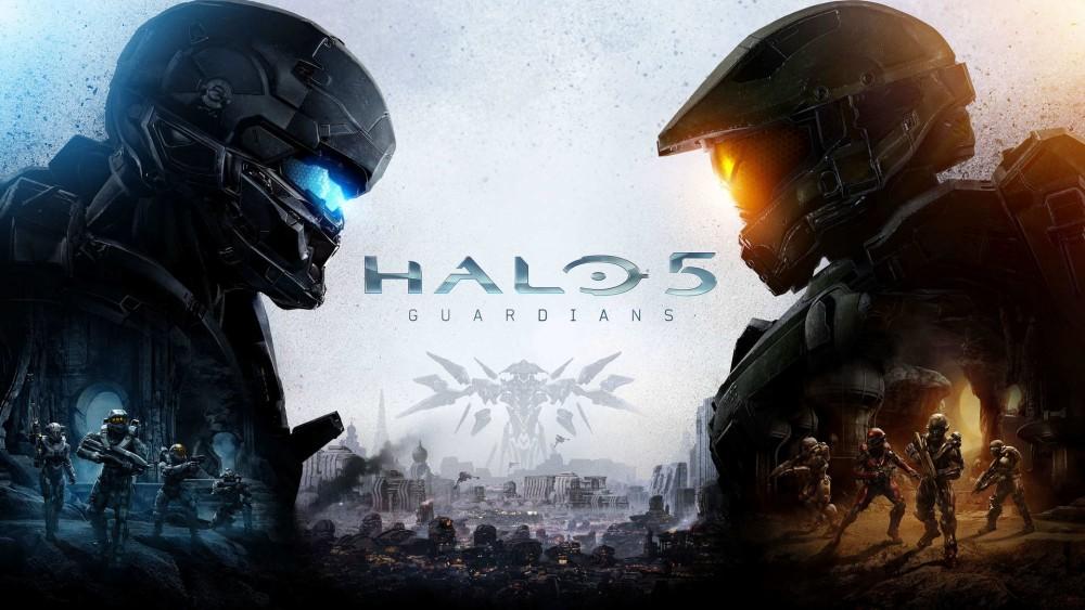 Le jeu Halo 5