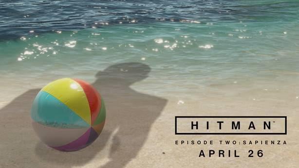 Hitman : L'agent 47 à la plage