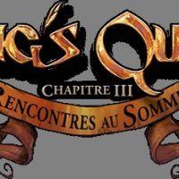 King's Quest chapitre III logo