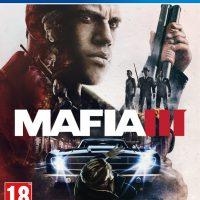 Mafia III - Jaquette PS4