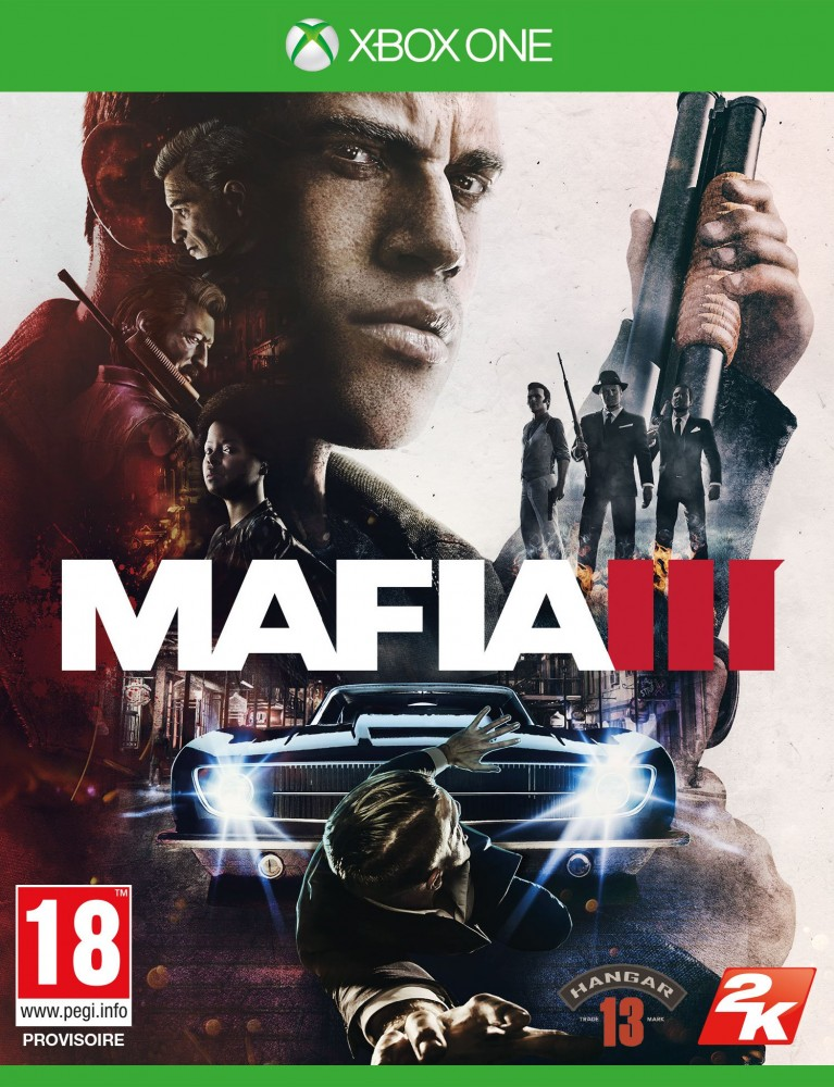 Mafia III - Jaquette Xbox One