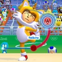 Mii en GRS dans Mario & Sonic aux Jeux Olympiques de Rio 2016