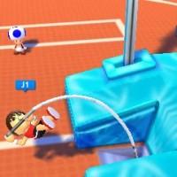 Saut à la perche dans Mario & Sonic aux Jeux Olympiques de Rio 2016