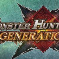 Logo de Monster Hunter Generations