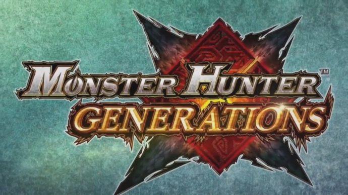 Logo de Monster Hunter Generation