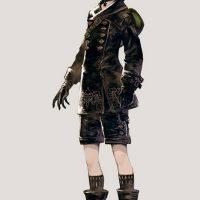 NieR Automata personnage princpal 2
