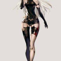NieR Automata personnage princpal 3