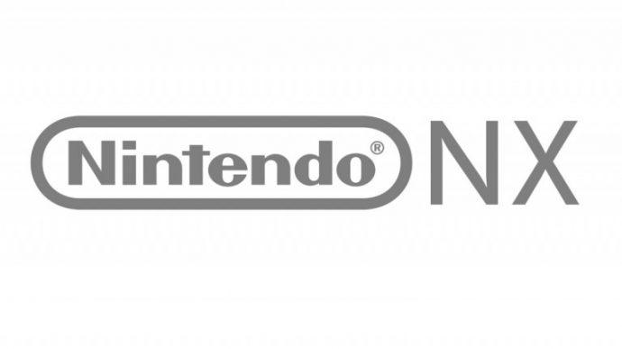 Logo provisoire de la Nintendo NX
