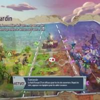 Carte du Front du Jardin