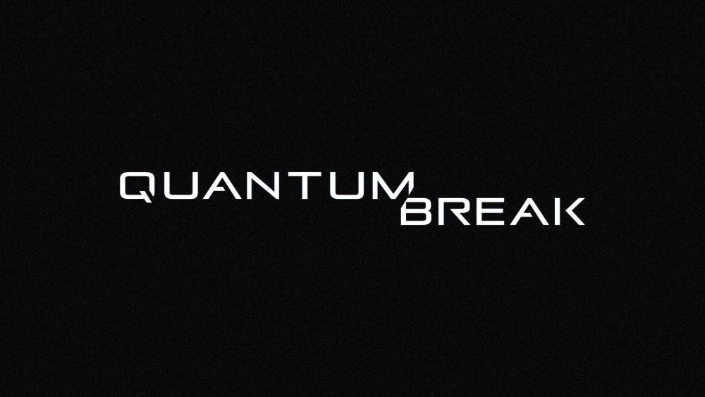 Quantum Break Title