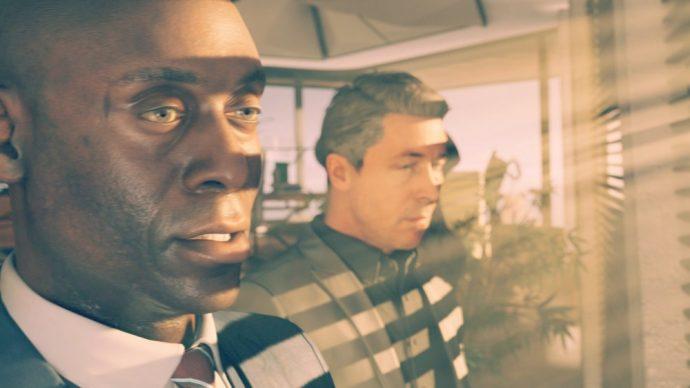 Les visages dans Quantum Break