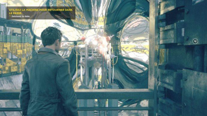 Quantum Break la machine à explorer le temps