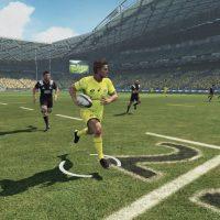 Sur la ligne des 22 dans Rugby Challenge 3: Jonah Lomu Edition