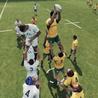 Touche dans Rugby Challenge 3: Jonah Lomu Edition