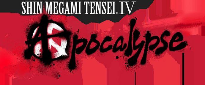 Shin Megami Tensei IV Apocalypse logo
