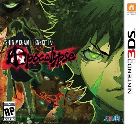 Shin Megami Tensei IV Apocalypse pochette US