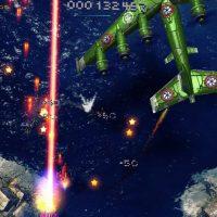 Screenshot des nouveaux visuels de Sky Force Anniversary